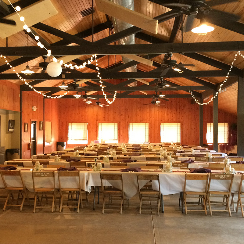 Wedding Receptions at Ohio Bird Sanctuary